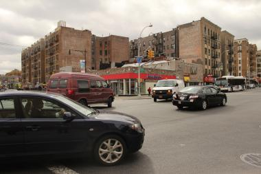 Left turns will be banned at Dyckman Street and Broadway beginning next spring.
