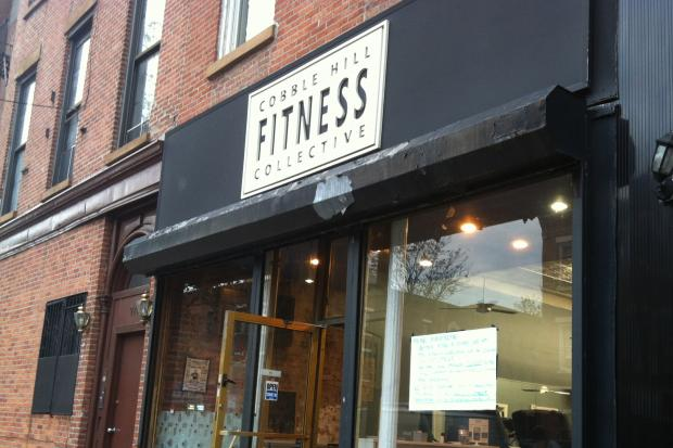 Fitness Collective will be closing their Court Street location, according to a sign posted outside the center.