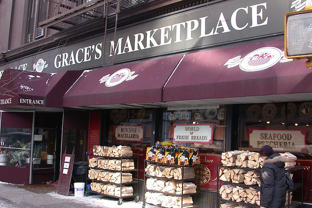 Grace's Marketplace Moving to New Upper East Side Location - Upper