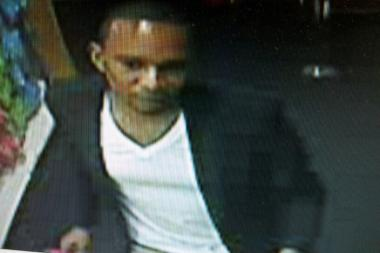 Police were looking for a suspect who made purchases at a Pathmark in Harlem.