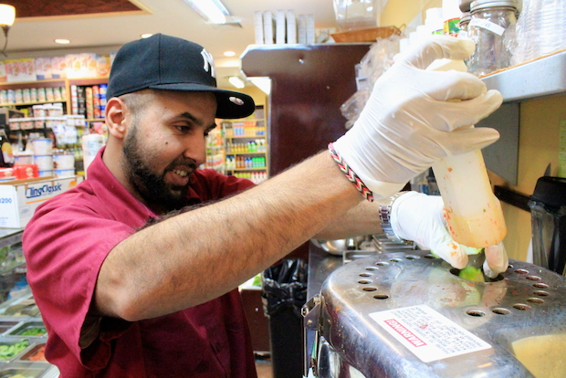 The recently opened Healthy Creations deli is providing a nutritious choice for Lower East Side residents.