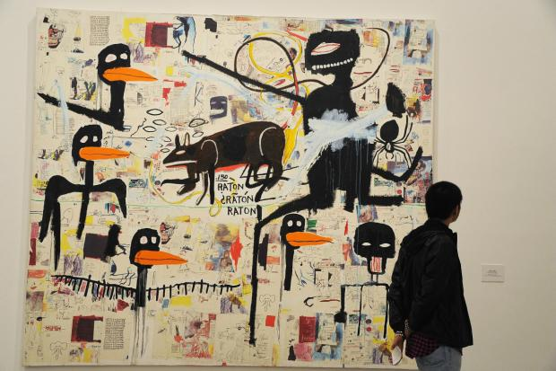 The family of Jean-Michel Basquiat says the Internal Revenue Service has misjudged the amount they own in taxes on his paintings.
