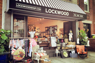 Lockwood Shop in Astoria is one of several local Queens business offering deals and giveaways for Small Business Saturday.