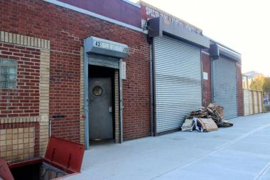 M. Wells Steakhouse will open in a former commericial garage space at 43-15 Crescent St. in Long Island City.