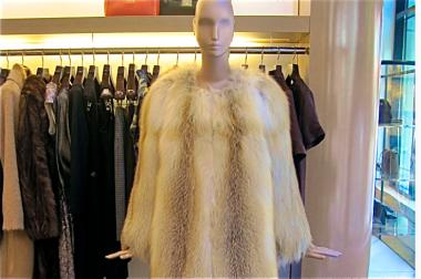 $11K Marc Jacobs Fox Fur Coat Swiped From Designer's SoHo Shop ...