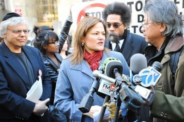 Councilwoman Melissa Mark-Viverito is considered a front-runner in the race to become the next speaker of the New York City Council.