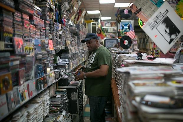 Moodies record shop is moving after more than three decades.