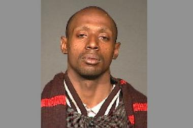 Omar Hoist, 32, allegedly dragged a woman into a grassy area and raped her in Central Park early Sunday.