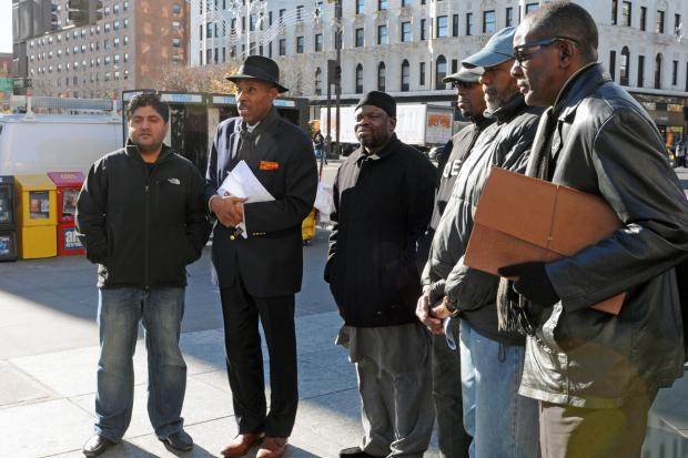 Four businesses displaced by a project to build the National Urban League's headquarters and a civil rights museum on 125th Street say they will file suit after the Public Authorities Control Board granted approval for the project to move forward Wednesday.