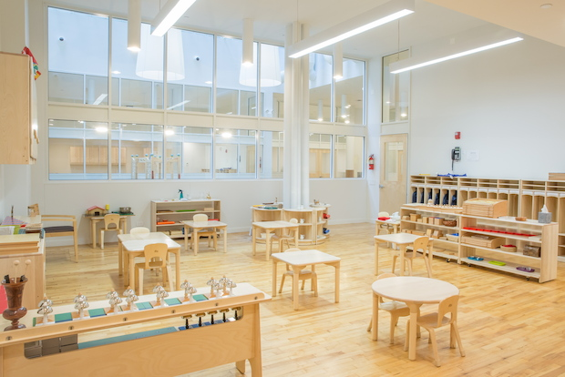 SoHo Montessori will be very similar to Flatiron SoHo, which opened in September.