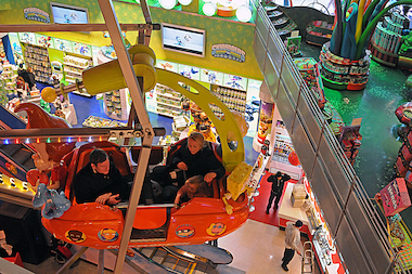 Toys R Us Could Be Leaving Times Square Next Year