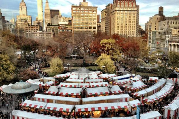 Skip the chain stores and cross everyone off your list at these New York City holiday fairs.