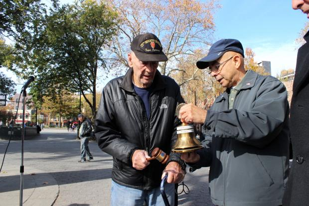 what will be closed on veterans day washington heights