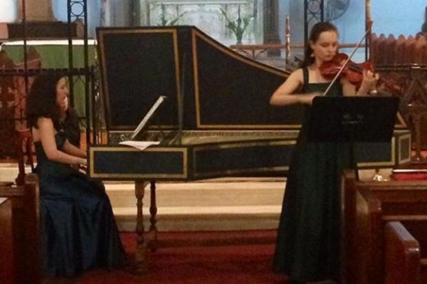 A new initiative is going to bring early music performances to Washington Heights.