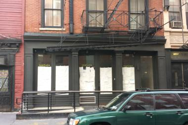 A new craft beer gastropub from the owners of the Upper East Side's Off the Rails is slated to open at 277 Water St. in March 2014.