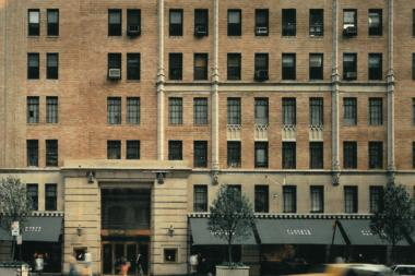 Barneys New York's Chelsea store in 1989, eight years before it closed. The store will return to the location in 2017.