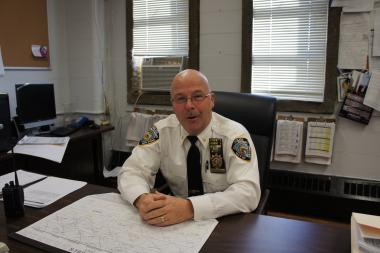 "Deputy Inspector George Fitzgibbon took over the top spot at Brooklyn's 71st Precinct on Oct. 30, inheriting the alleged ""knockout game"" attacks, among other challenges."