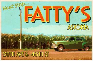 Astoria restaurant Fatty's Cafe will reopen this winter at 45-17 28th Ave. after 10 years at its current location on Ditmars Boulevard.