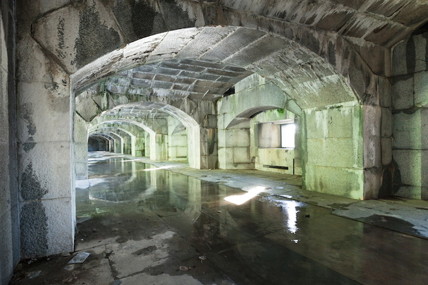 Explore New York City's Abandoned Places - Port Morris ...