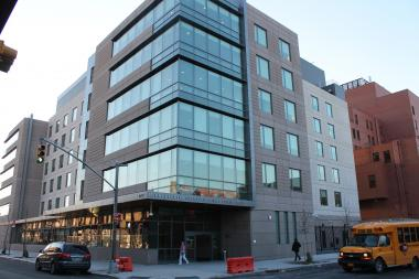 The New 285 Million Henry J Carter Specialty Hospital And Nursing Facility On Park Avenue