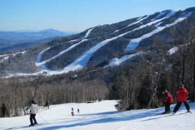 Killington Ski Resort in Vermont is a popular destination for ski buses leaving from New York.
