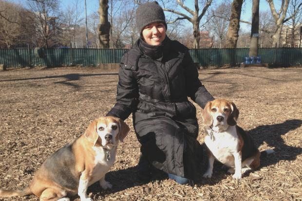McCarren Park Dog Run was renovated to the delight of local pet owners.