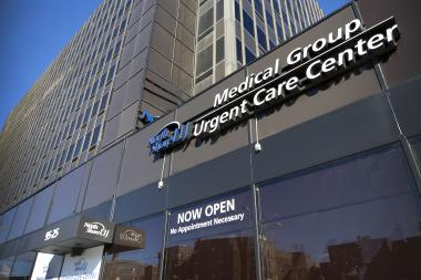 A new multi-specialty medical center operated by North Shore LIJ Hospital opened recently in Rego Park.