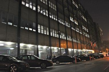 The Police Academy at 235 E. 20th St. is moving to Queens next year.