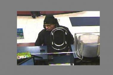 Police are looking for a suspect wanted for a string of bank robberies in Queens in recent months.