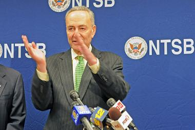 Senator Charles Schumer said the brakes for the train were working for 9 stops before the crash.