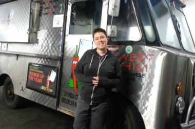 "Sweet Chili NYC, the ""Top Chef""-helmed food truck named a Vendy ""Rookie of the Year"" after debuting June 1, 2013, is looking to replace its 1968 Chevrolet Step Van."