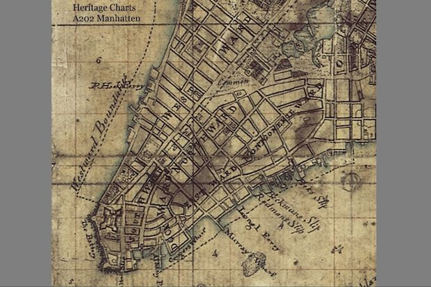 Map Found Overseas May Offer Rare Glimpse Of Revolutionary-Era New York - Astoria - New York ...