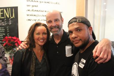 Vanessa Williams Joins Bed Stuy Supporters For Reconnect