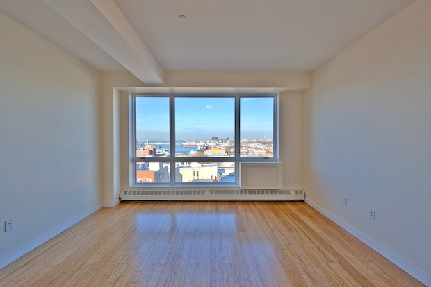 Studio apartments up to $2,200 are now for rent on Fourth Avenue and 22nd Street.