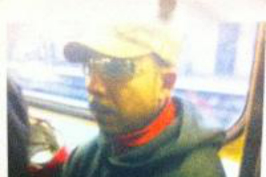 Police believe that his man groped a 16-year-old girl on a Manhattan-bound 7 train last week.