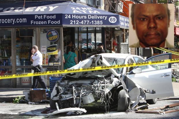 Akkas Ali died more than six months after he was hit by an allegedly drunken driver in the East Village.