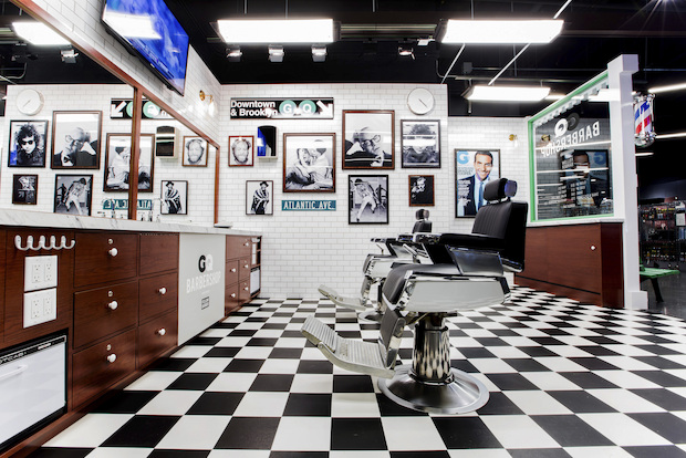 GQ, in partnership with Fellow Barber, is set to open a barbershop at Barclays Center.