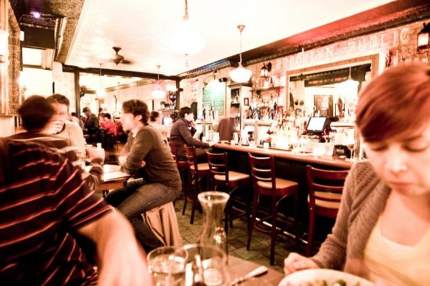 Neighborhood favorite Brooklyn Public House closed last week after five years.