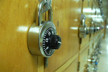 Several lockers at local gyms have been broken into in the past week and a half.