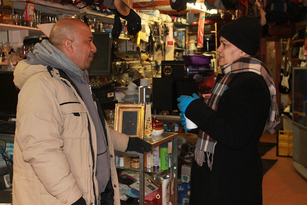 Hunts Point Thrift Shop  sc 1 st  DNAinfo.com & Bronx Thrift Shop Offers Quality Goods From Abandoned Storage Units ...