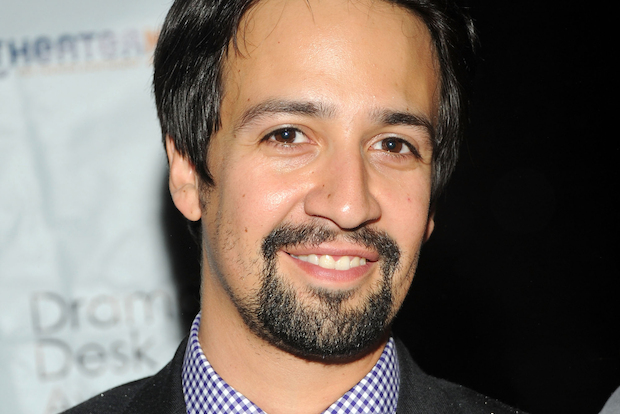 Lin-Manuel Miranda will greet uptown moviegoers in a gorilla suit if the UPCA raises $15,000 by Friday.