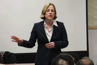 Queens Borough President Melinda Katz dismissed six Queens Library board members and the mayor's office removed another two trustees amid an investigation of library president Thomas Galante's salaries and spending.