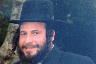 "Police believe that real estate investor Menachem ""Max"" Stark was kidnapped by two men Thursday, Jan. 2, 2014 in front of his Williamsburg office."