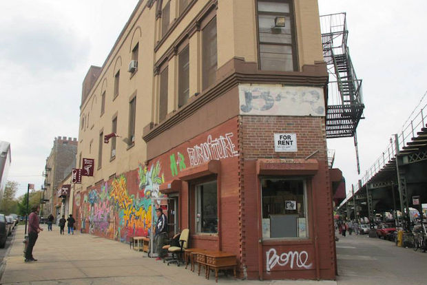 Two friends and business partners, including the former showrunner of an underground Bushwick venue, are bringing a new arts venue to Bed-Stuy.