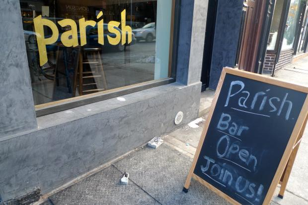 Parish, at 223 Seventh Ave., wants to appeal to Park Slopers old and new.