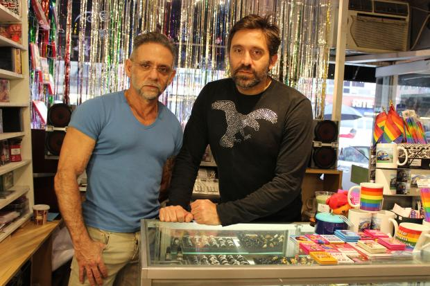 The gay gift store will hold a massive sell-off before closing within the next month.