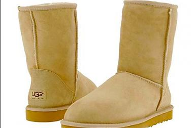 Burglars in SoHo stole 12 pairs of Uggs, police said.