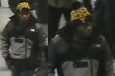 Police are looking for this man they said robbed a 16-year-old's iPhone and cash on Staten Island last month.