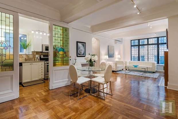 Open houses for apartments with New York City lore.