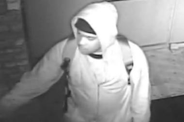Police were looking for this man, who they say broke into three restaurants in the Meatpacking District.